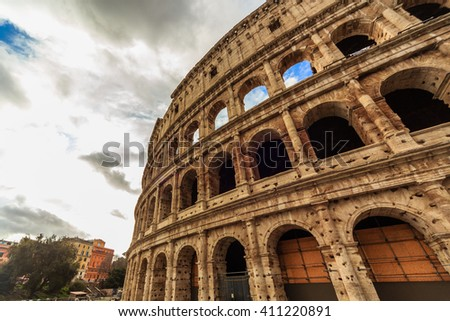 majestic Coliseum