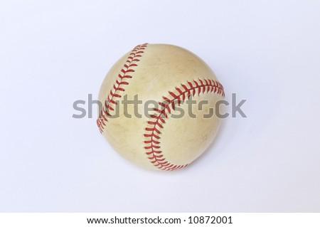 Major League baseball - stock photo
