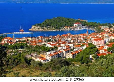 Makarska  - stock photo