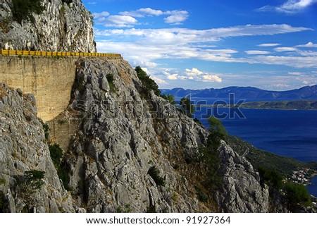 Makarska Riviera - stock photo