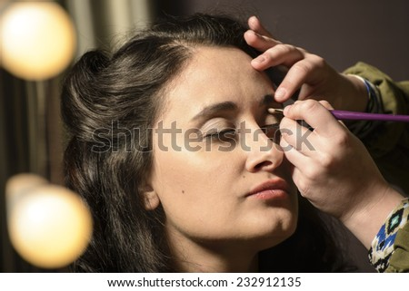 Make up - stock photo