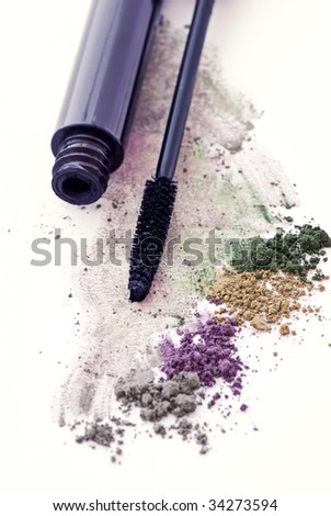 Make-Up - stock photo