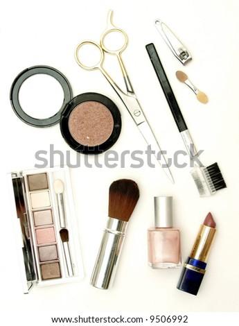 make up - stock photo