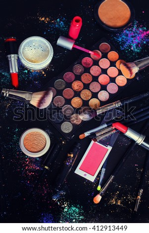 Make up composition
