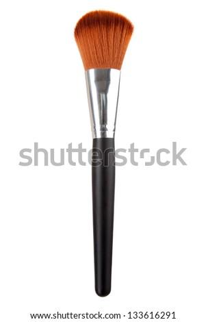 Makeup brush - stock photo