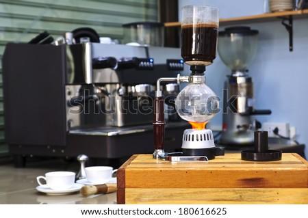 Review remo machine san coffee