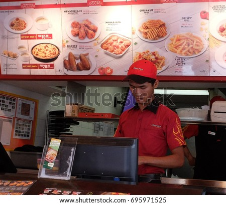 California Pizza Kitchen Malaysia Menu
