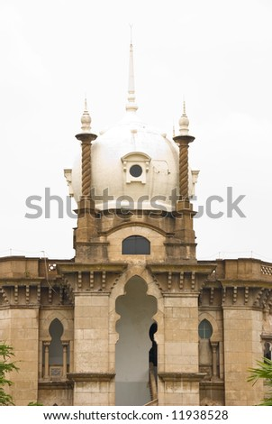 malaysian mosque - stock photo