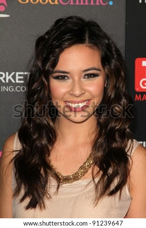 Malese Jow at TV Guide Magazine's Annual Hot List Party, Greystone Mansion Supperclub, Beverly Hills, CA 11-07-11