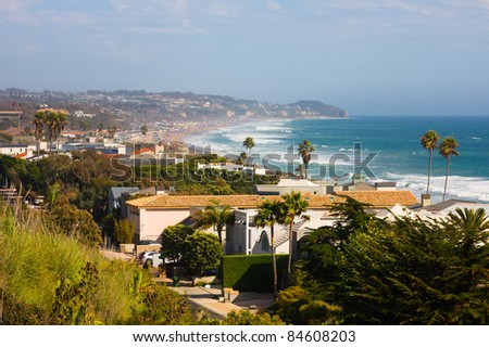Malibu, California - stock photo