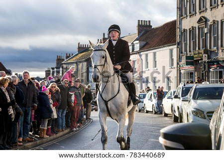 york and ainsty south hunt boxing day meet