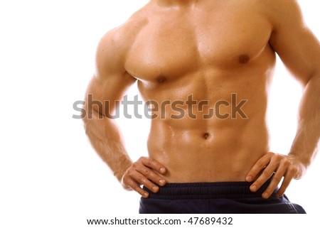 Man - stock photo