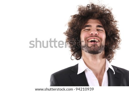 Man - stock photo