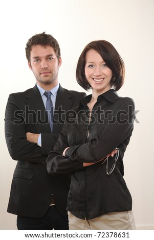 Man and Woman Business