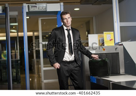 Airport Security Stock Photos Royalty Free Images Amp Vectors Shutterstock