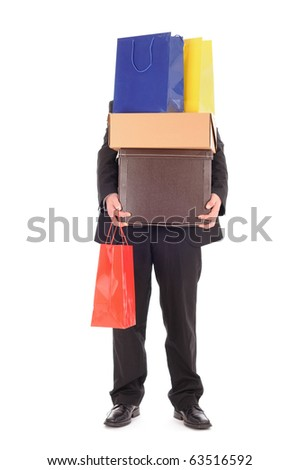 Lots Of Shopping Bags Stock Photos, Royalty-Free Images & Vectors ...