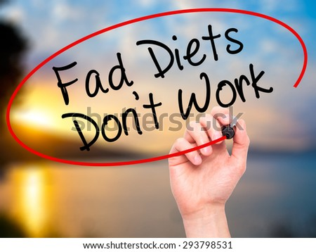 essay on fad diets