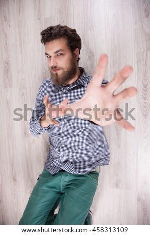 free chubby gay man