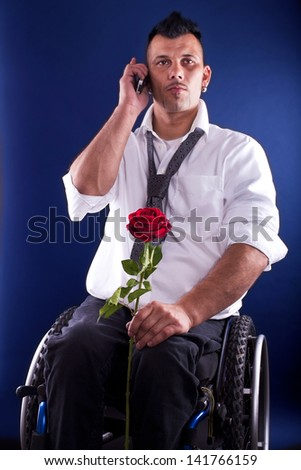 Dating for wheelchair users