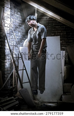Noose Stock Photos, Images, & Pictures | Shutterstock Suicide Hanging Cartoon