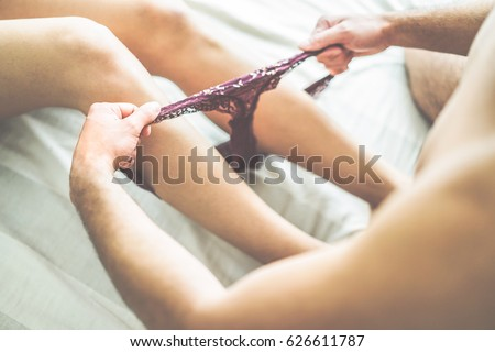 Women having sex in underware #4
