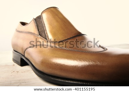 man luxury hand made shoes