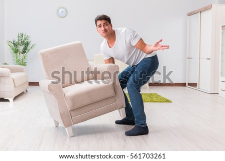 Moving Furniture Stock Images RoyaltyFree Images Vectors - Moving furniture