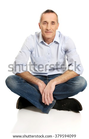 Sitting Cross Legged Stock Images, Royalty-Free Images ...