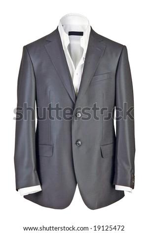 man suit - stock photo