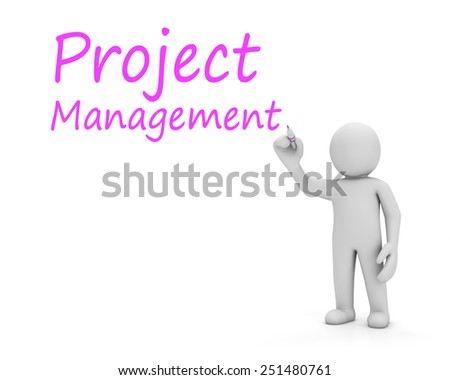 man write project management