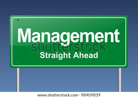 managemen traffic sign