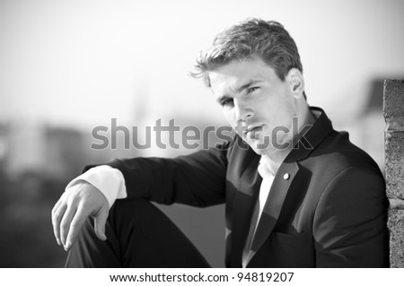 manager - stock photo