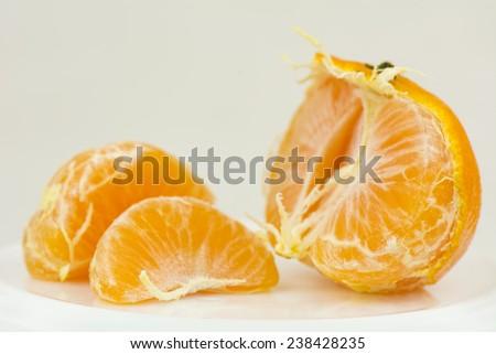 Mandarin - stock photo