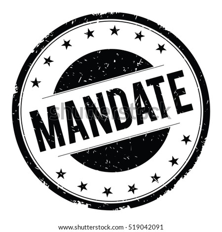 Mandate Stock Images, Royalty-Free Images & Vectors ...