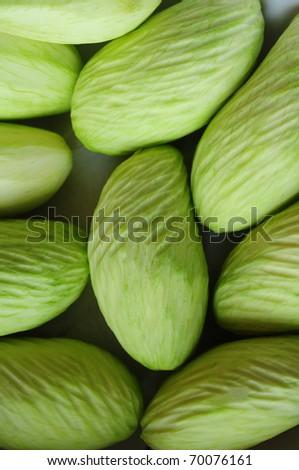 mango thai - stock photo