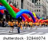 MANHATTAN- JUNE 28: NYC Pride March on June 28, 2009 in Manhattan - stock photo