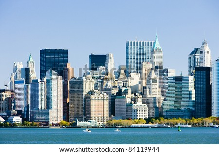 Manhattan, New York City, USA