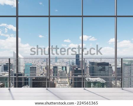 Good Manhattan Office City View