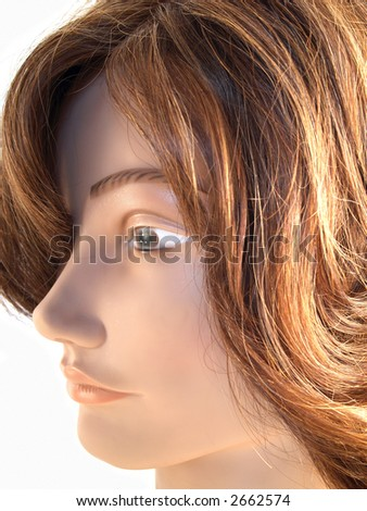 mannequin - stock photo