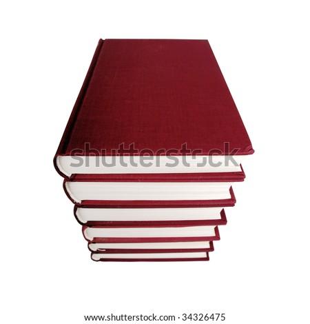 Many Books - stock photo