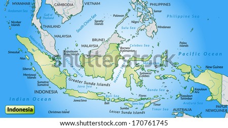 an overview of the country of indonesia Country overview indonesia located in southeast asia, the indonesia archipelago is the largest island complex in the world, spreading across a chain of thousands of.