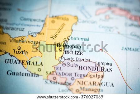 Belmopan Stock Images RoyaltyFree Images Vectors Shutterstock - Belize map belmopan
