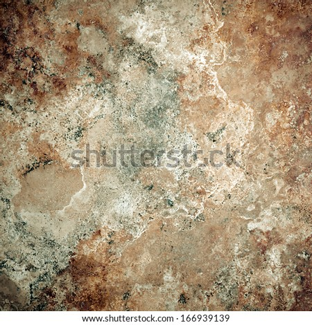 Marble and travertine texture background natural stone - vintage retro style - stock photo
