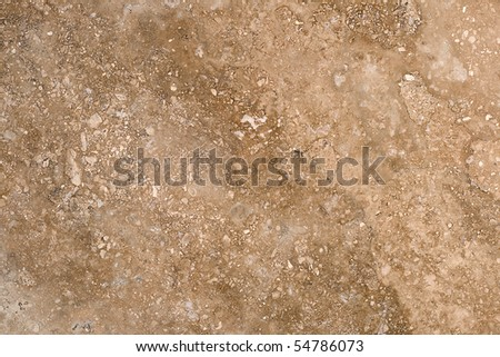 Marble and travertine textures stone texture background - stock photo
