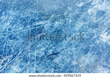Marble blue natural texture pattern background