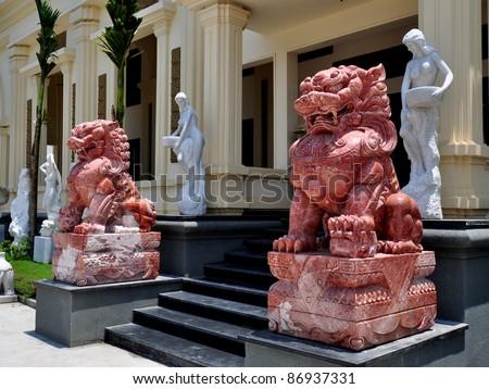 Marble Dragons - Da Nang, Vietnam