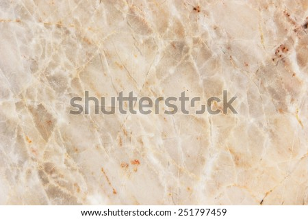 Marble is hard crystalline metamorphic form of limestone. - stock photo