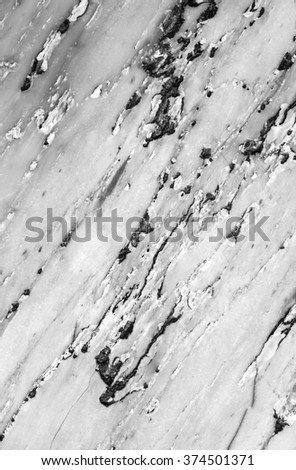 Marble patterned texture background.abstract natural marble black and white