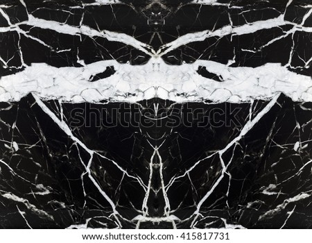 marble texture background of natural stone - stock photo