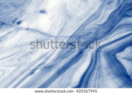 Marble texture background / white blue marble pattern texture abstract background / can be used for background or wallpaper